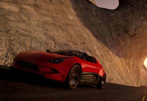 BOLT Roadster Concept