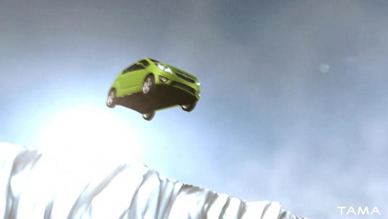 scène du video animation 3d It all Starts with a Spark