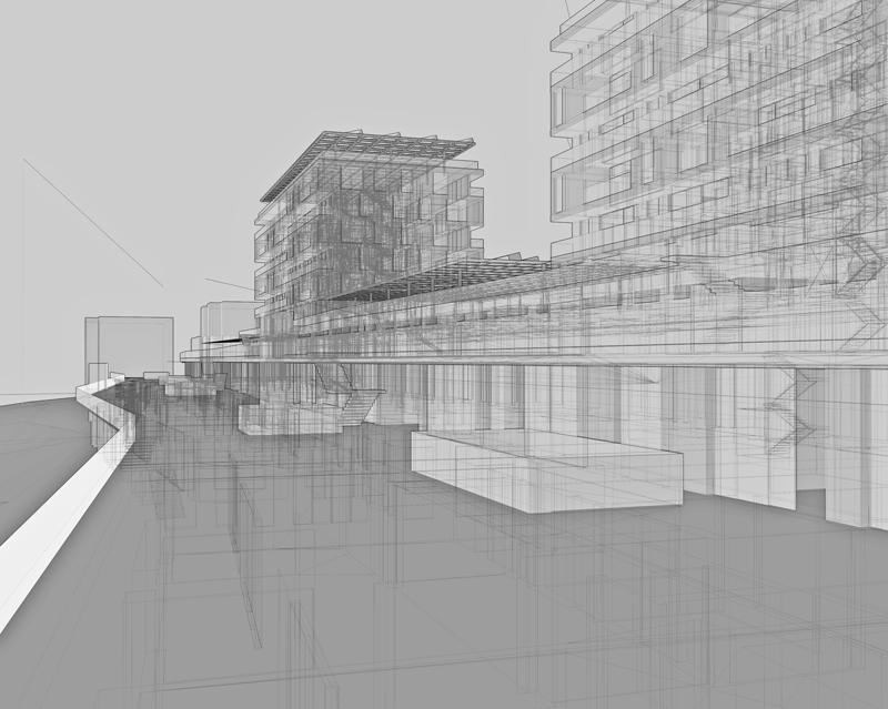 modélisation 3d pour architecture