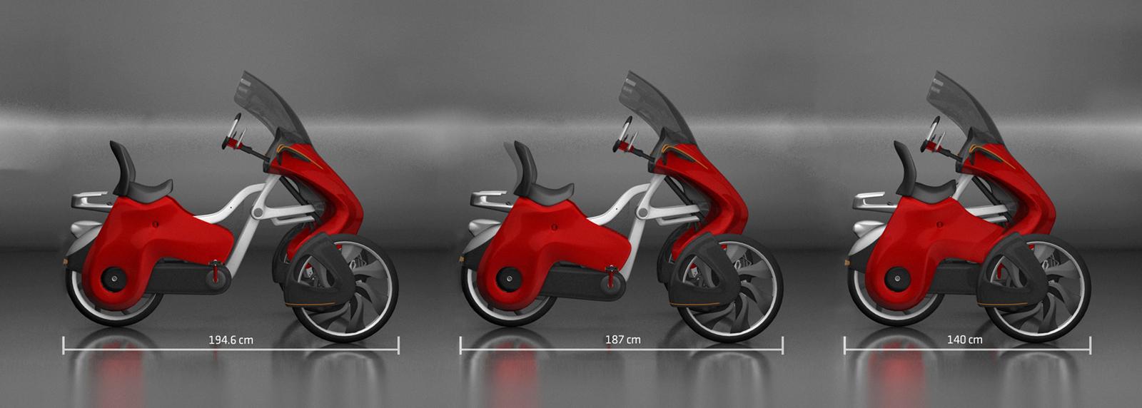 schéma explicative velomobile BTWIN